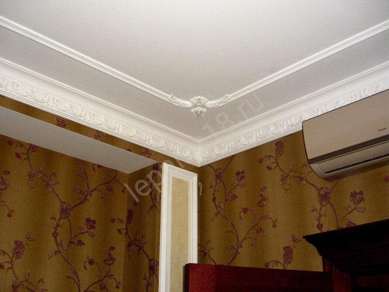 Виды отделки потолка Ремонт своими руками
